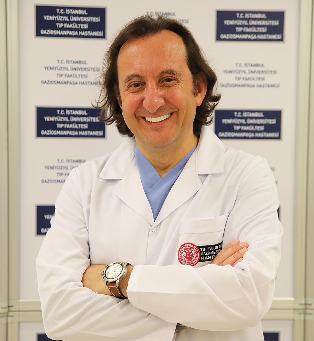 Dr. Öğr. Üyesi Murat Keskin