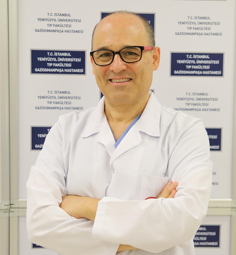 Prof. Dr. Murat Gürkan Arıkan